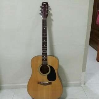 Fina Acoustic Guitar