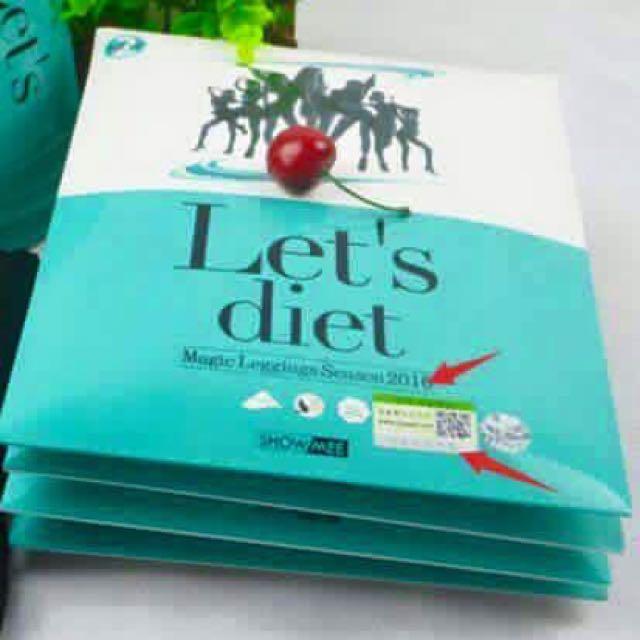 2016韓國秀美let's diet神奇瘦腿襪