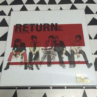 FT Island Return 3rd Mini Album
