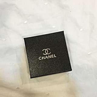 ✨香奈兒字樣首飾禮物紙盒✨