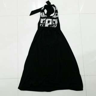 Dinner Dress Fits Size S to M