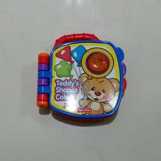 Fisher Price Toy Book