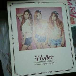 Tts Holler Album