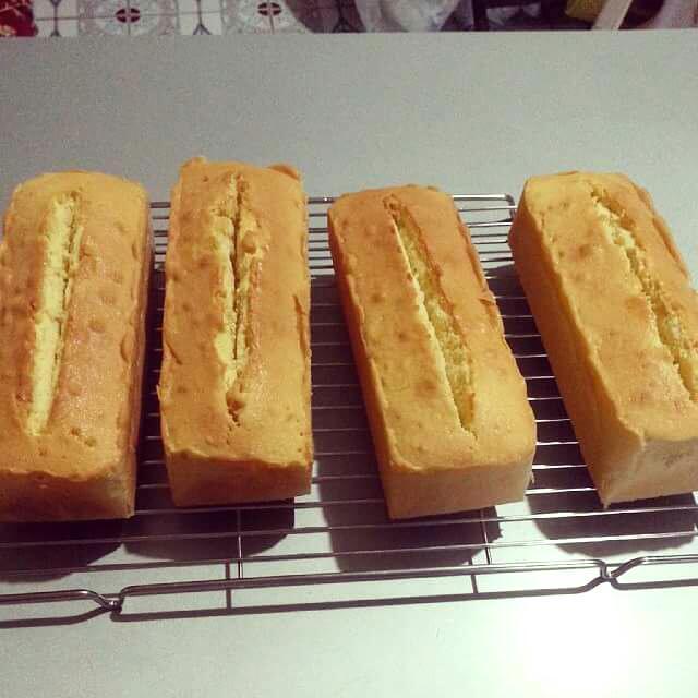 重奶油蛋糕(磅蛋糕-原味)
