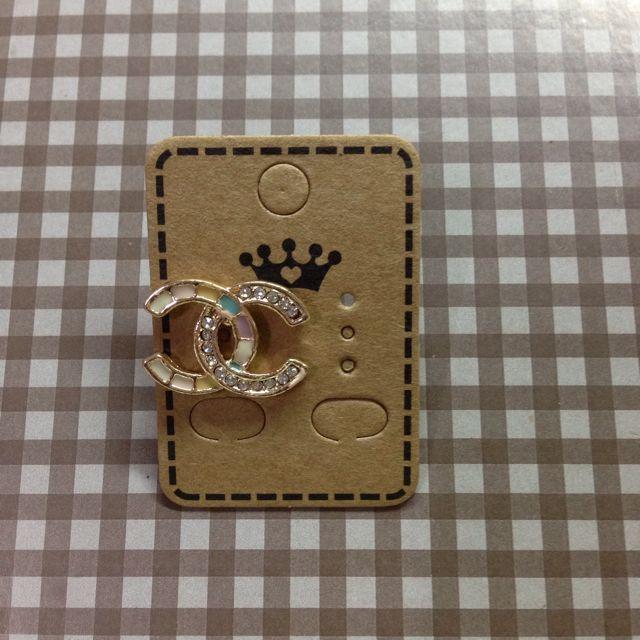 小香耳環(消費贈