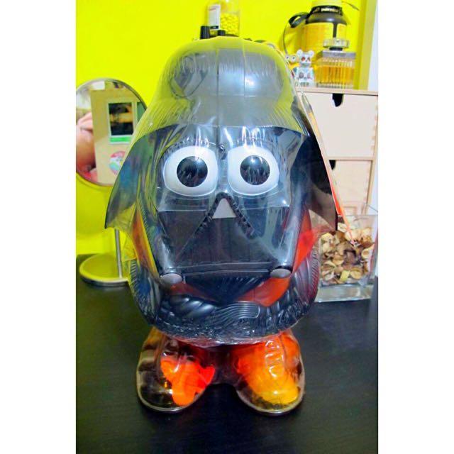 好市多 - Mr. Potato Head蛋頭先生(STAR WARS黑武士版 30件組)
