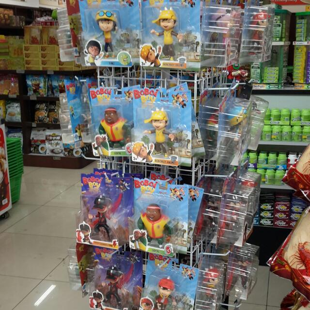 BoboiBoy Toy, Babies & Kids, Toys & Walkers On Carousell