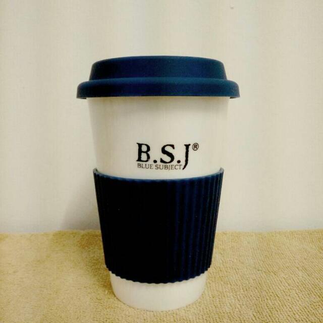 B.S.J環保矽膠隔熱瓷器杯