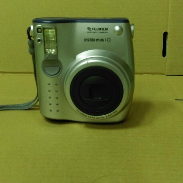 FUJI富士 Instax mini 10拍立得 即可拍 日本製 功能正常