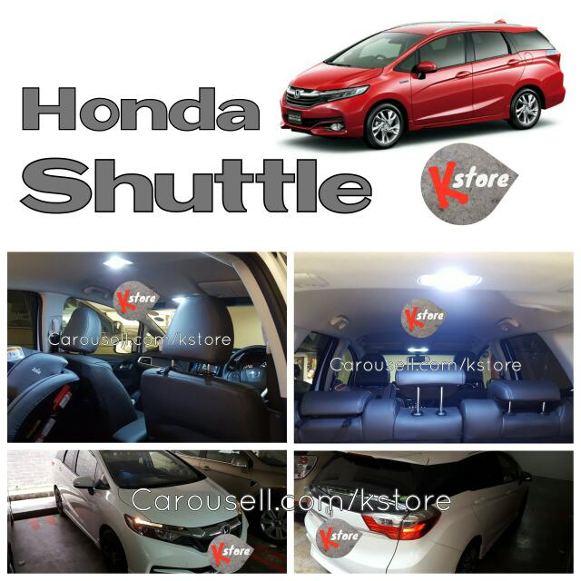 honda shuttle interior led replacement lights car accessories on carousell. Black Bedroom Furniture Sets. Home Design Ideas