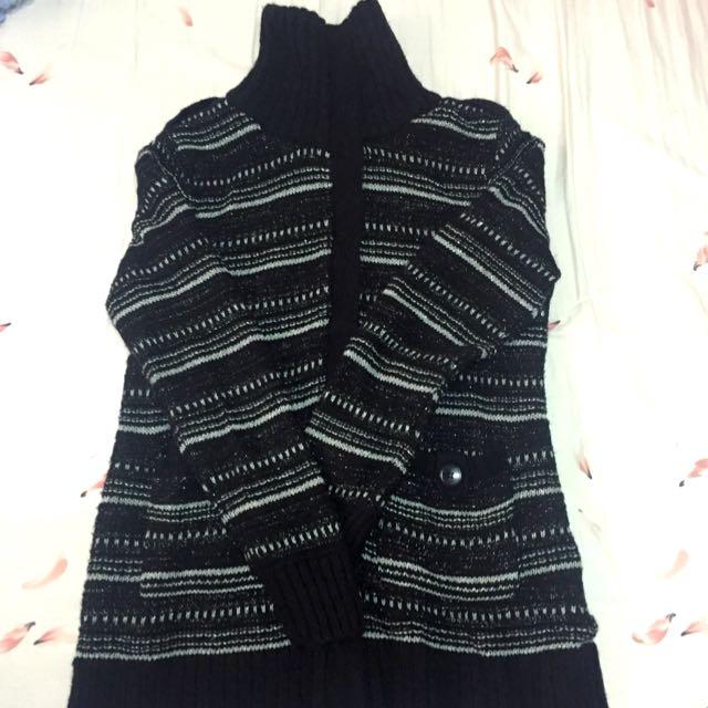JOAN針織設計款外套
