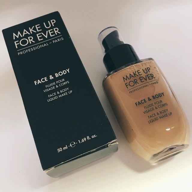 Body Liquid Makeup Foundation