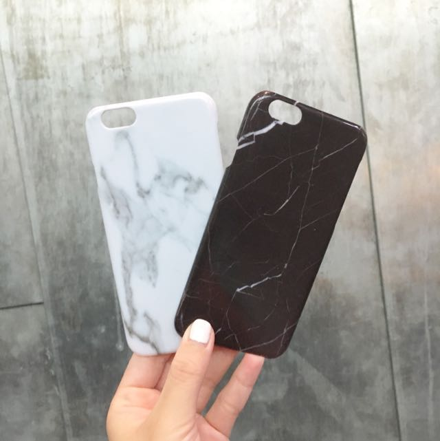 Marble iPhone Cases ⚡️