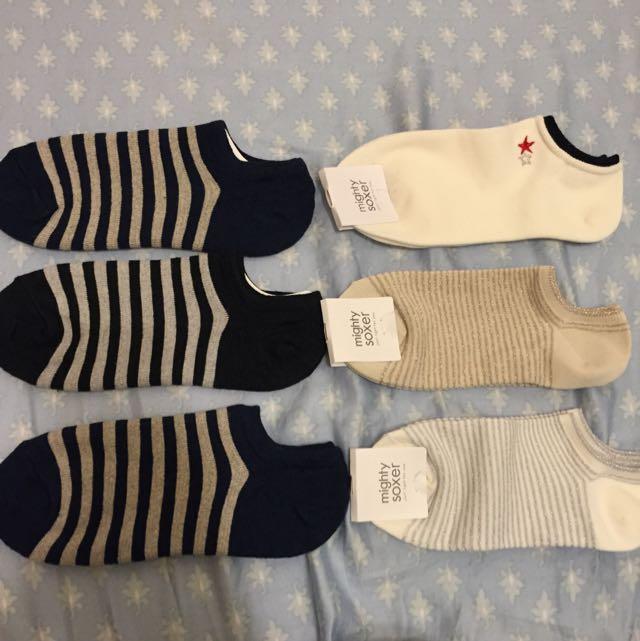 🇯🇵mighty Soxer襪子