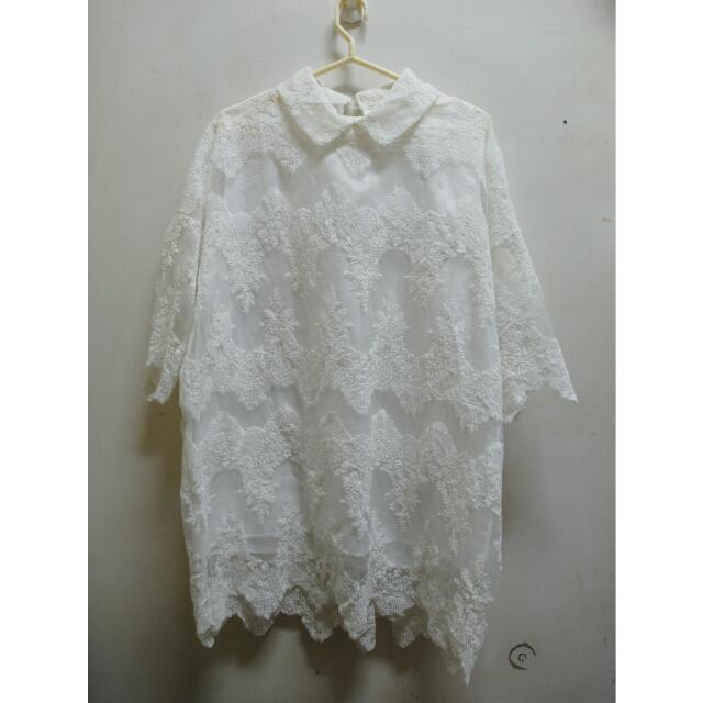 降價PAZZO蕾絲洋裝