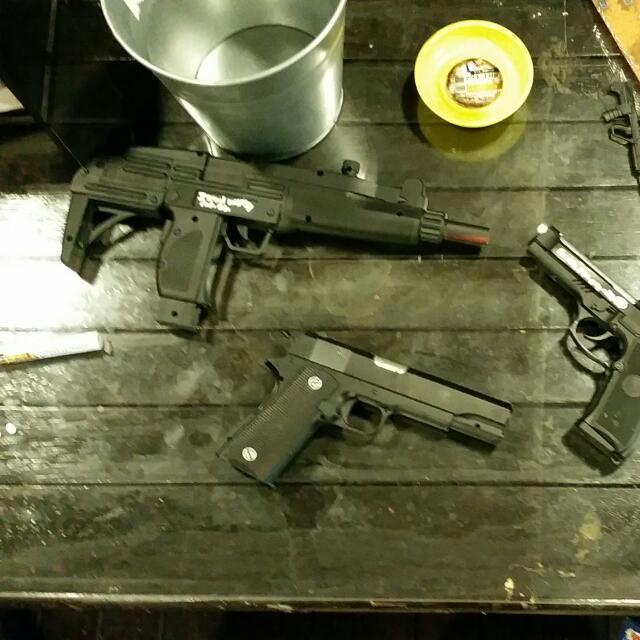 Replica Gun Sale!, Toys & Games on Carousell