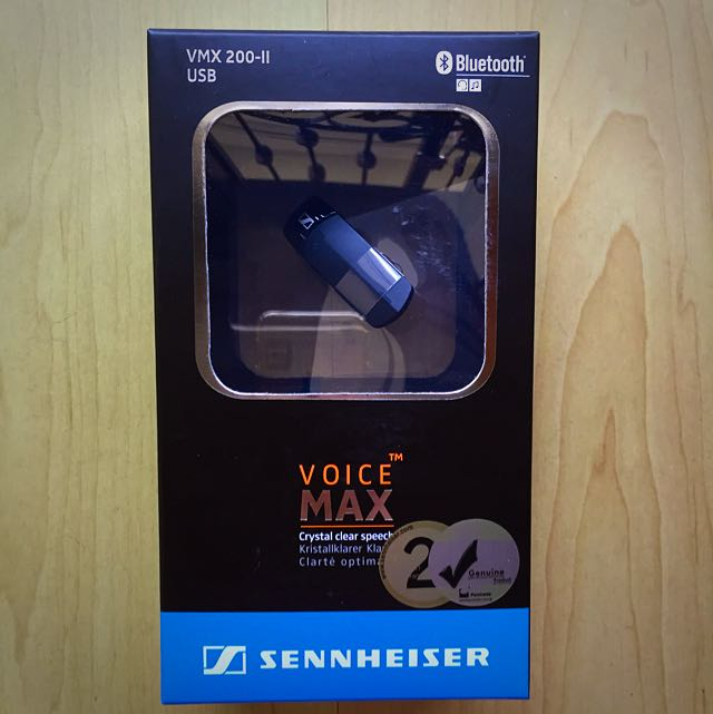 Sennheiser VMX 200-II Bluetooth Hands free Headset(NEW) (2 Units Left.)
