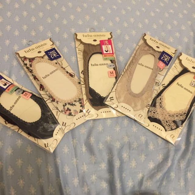 日本tutu Anna襪子