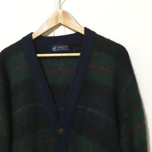 (待匯款)毛衣開襟外套