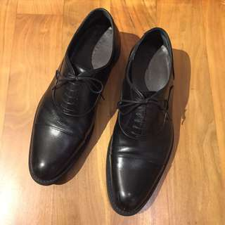 ZARA Men's Black Oxford EU41/ US8.5