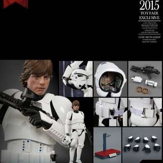 Hot Toys - Luke Skywalker Stormtrooper Disguise Version
