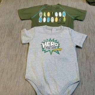 Cute Toddler Bodysuits