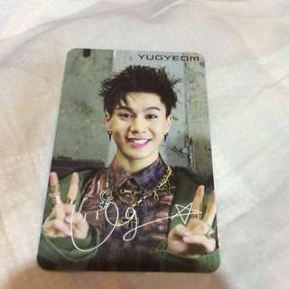GOT7 yugyeom Official PC