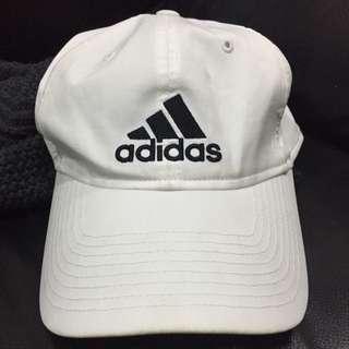 愛迪達正品老帽 黑白