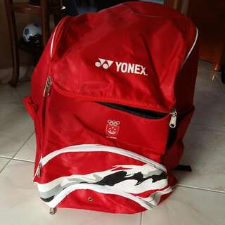 Limited Edition Yonex Sports Bag/Racket Bag