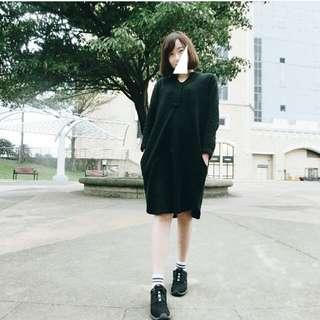 🔻降價🔻黑色一件式洋裝