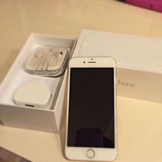 iPhone 6, Gold, 128GB