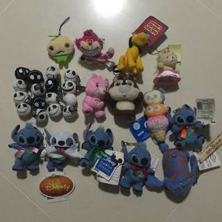 Soft Toys (Stitch / CareBear and Many More)