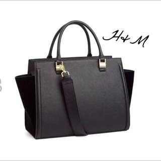 (RESERVED) H&M Black Handbag