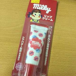 日本帶回 不二家 牛奶妹 護唇膏