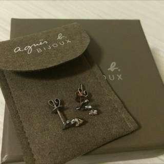 Agnes B✨純銀耳環