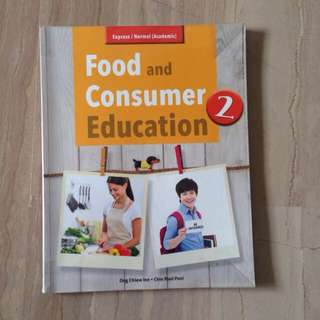 Food And Consumer Education Sec 2 Textbook