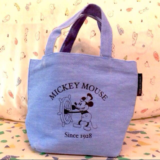 ⬇️99元日雜米奇Mickey小包包 托特包 便當袋 手提包