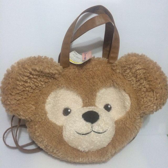 日本迪士尼達菲熊包包