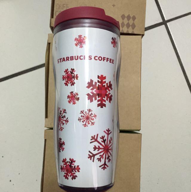 全新 星巴克 聖誕 隨行杯  杯子 絕版 Starbucks
