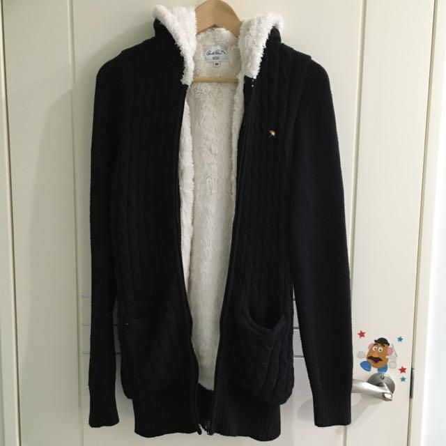 (含運)arnold palmer 長版鋪棉外套