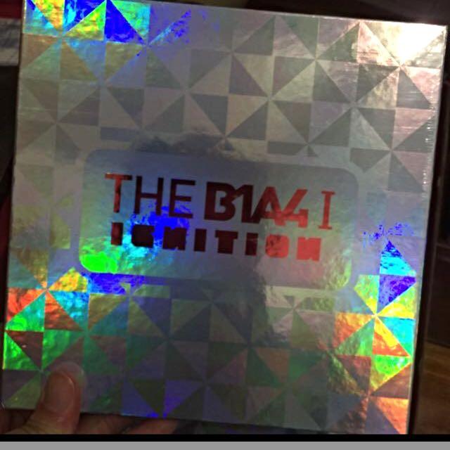 B1A4 全新 未拆 專輯 韓版