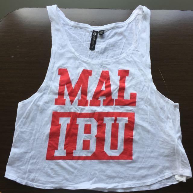 BN MALIBU Beach Top