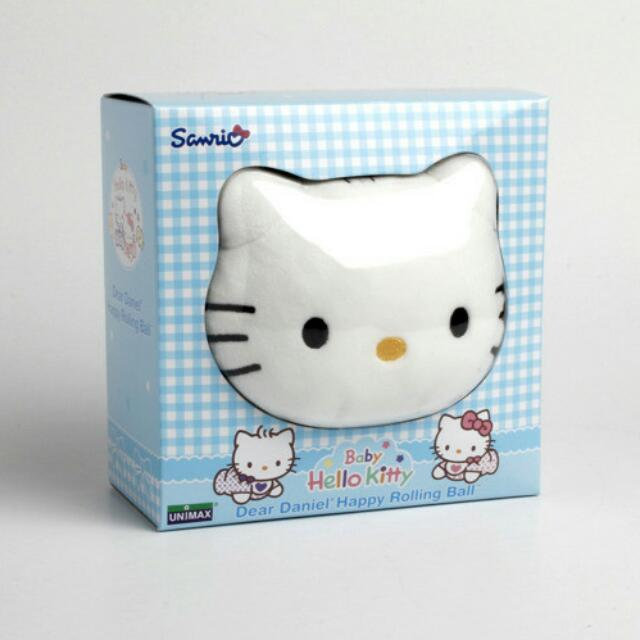 Unimax Baby Hello Kitty Dear Daniel Happy Rolling Ball