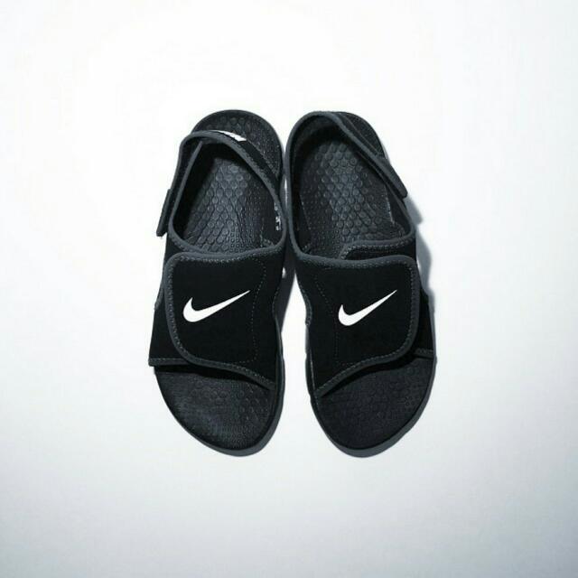 【保留】Nike 魔鬼氈涼鞋 ADJUST 25cm