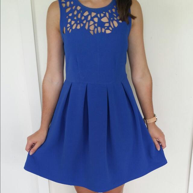 Ocean Blue Myer Dress
