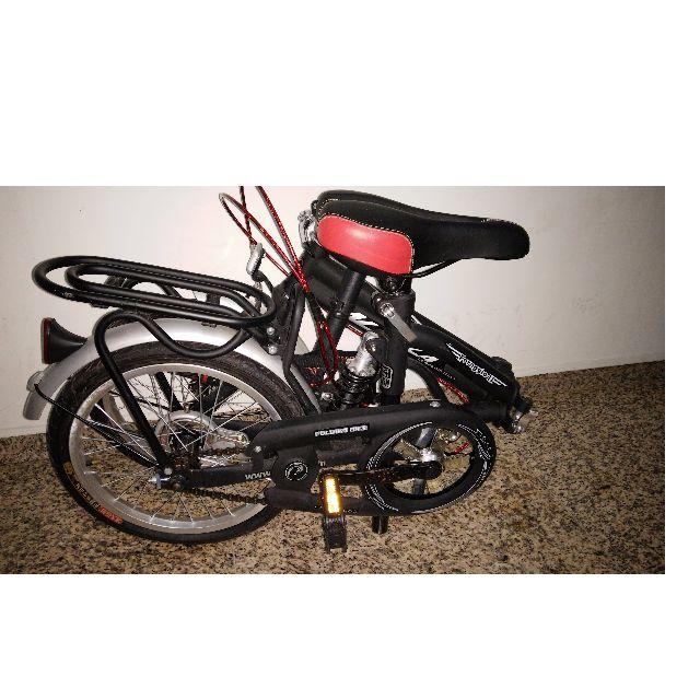 Pre-owned Aleoca Folding Bike (Foraggio II)