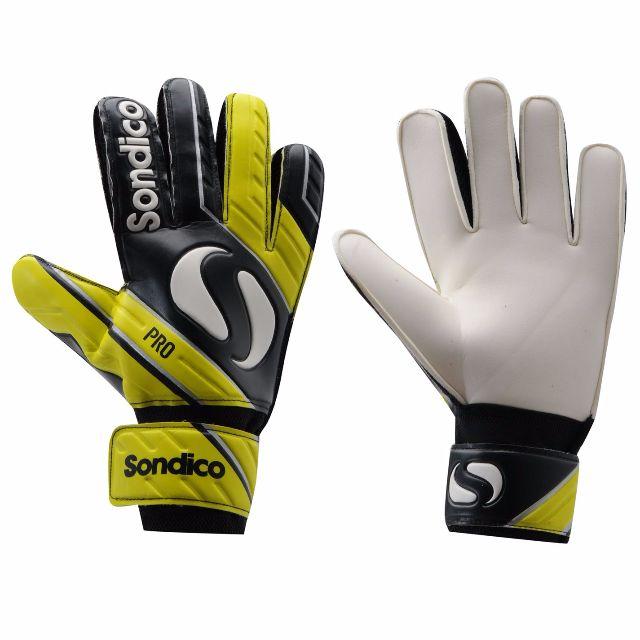 Sondico Pro Goalkeeping Gloves Mens  7df36ee337dc