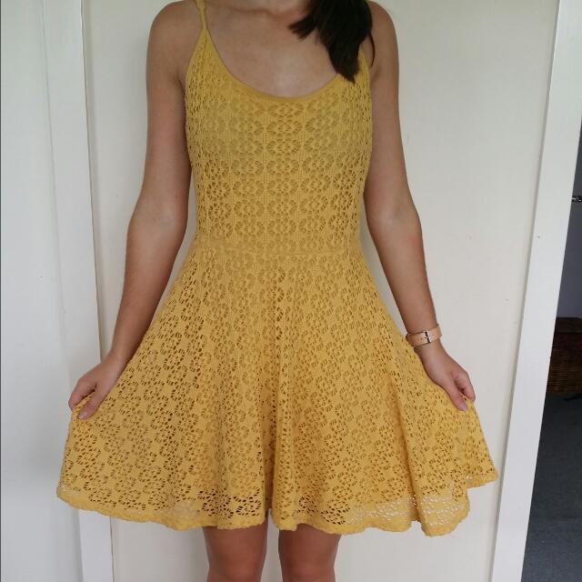 Sports Girl Summer Dress Size M