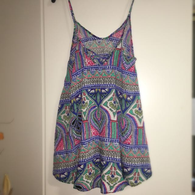 Summer/beach Dress SIZE 12