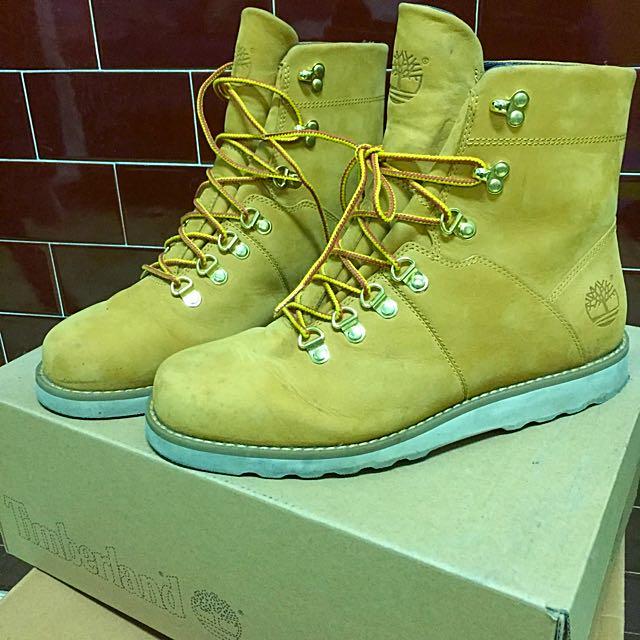 Timberland Boots 黃靴 7號